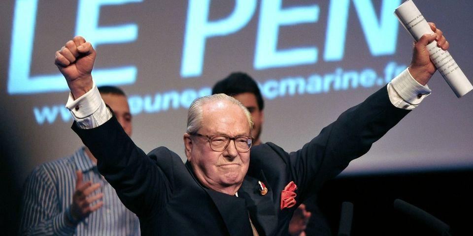 Encore une victoire pour Jean-Marie Le Pen : la suspension du congrès postal du FN confirmée par la cour d'appel de Versailles