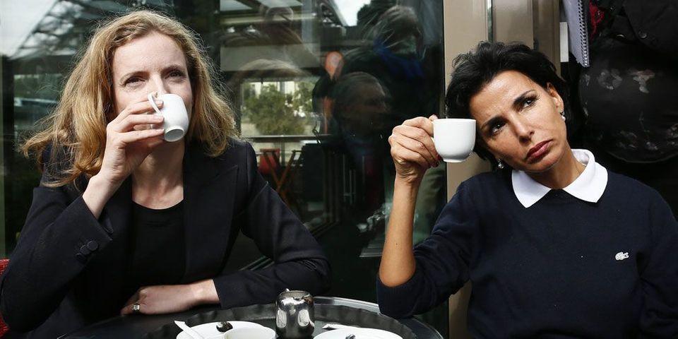 Entre Nathalie Kosciusko-Morizet et Rachida Dati, l'art de la pique courtoise