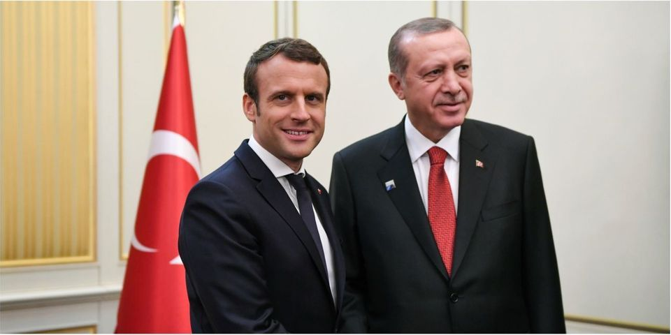 """Erdogan à Paris : pour le PCF, la visite du président turc est """"une provocation et un outrage"""" envers les Kurdes"""