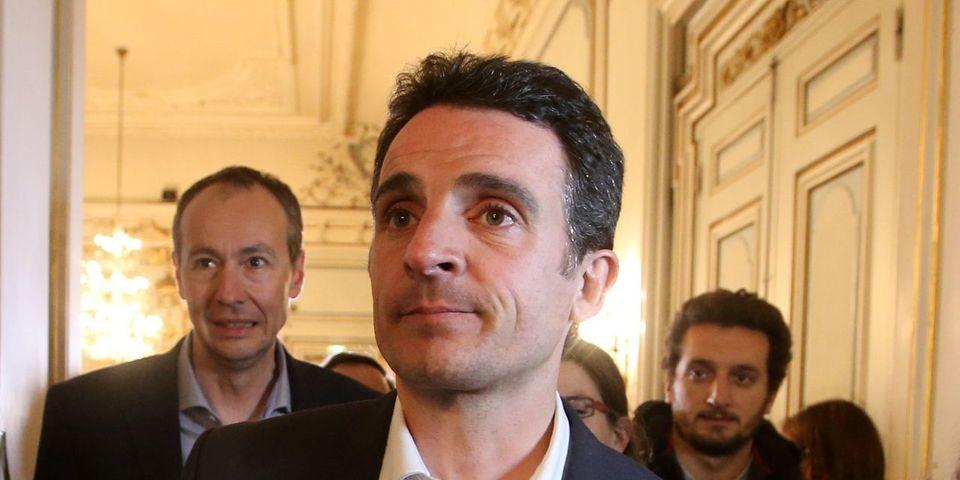 Eric Piolle, maire EELV de Grenoble et fondateur-actionnaire d'une société spécialisée en gestion des risques financiers aux clients basés dans des paradis fiscaux