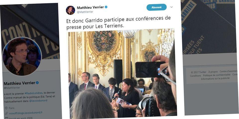 VIDÉO - Et là, l'insoumise/chroniqueuse Raquel Garrido pose une question à Édouard Philippe en pleine conférence de presse