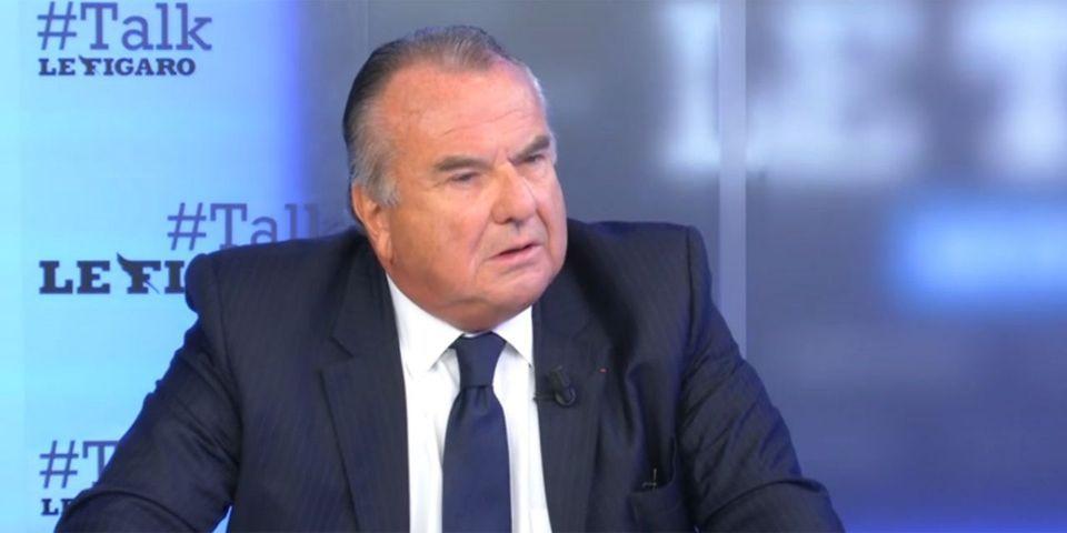 Et là, le député LR Alain Marsaud explique que Daesh participe à la stabilisation du Moyen-Orient