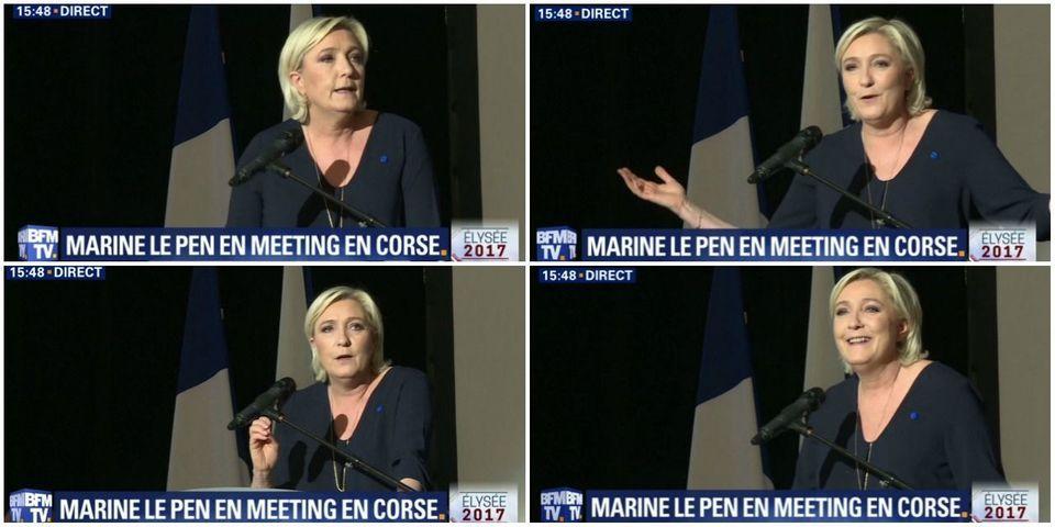 Et là, Marine Le Pen propose de rapatrier les cendres de Napoléon III en Corse