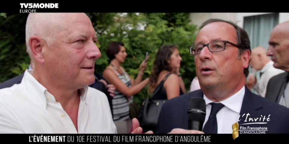 Et maintenant, François Hollande parle de lutte contre le terrorisme et de relations internationales