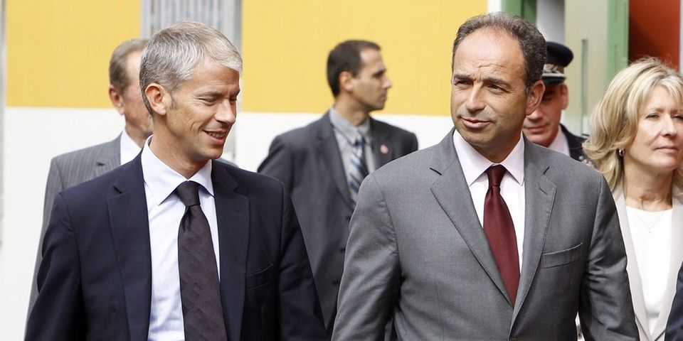 Européennes 2014 : Franck Riester éconduit Jean-François Copé, François Fillon et Michel Barnier