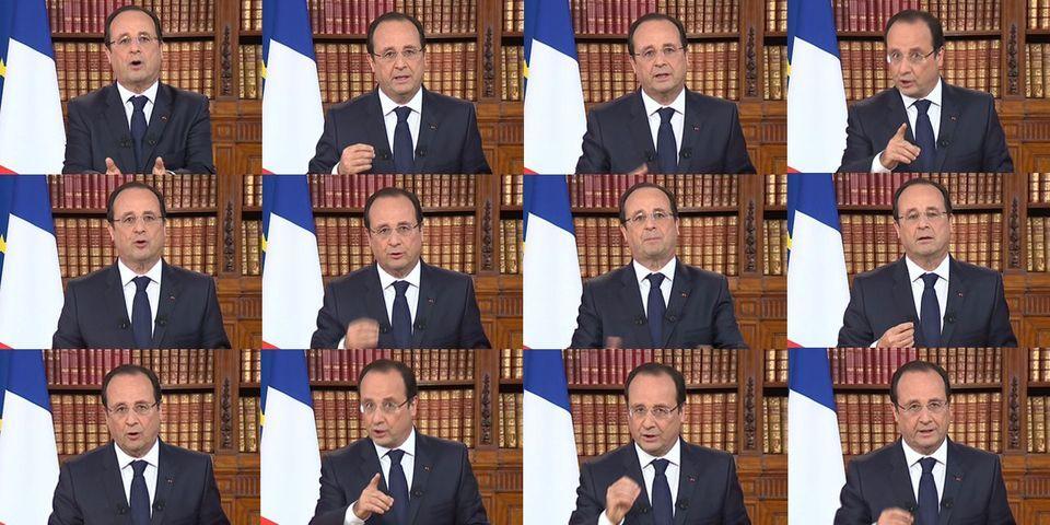 Européennes: François Hollande s'invite à la télé