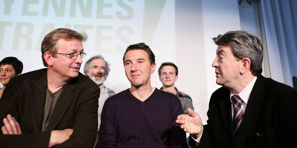 Européennes: Olivier Besancenot s'invite dans les négociations entre Jean-Luc Mélenchon et Pierre Laurent
