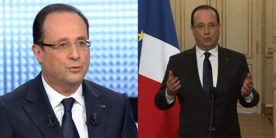 """Après avoir assuré que Jérôme Cahuzac avait """"démissionné"""", François Hollande explique à présent l'avoir mis à la porte"""