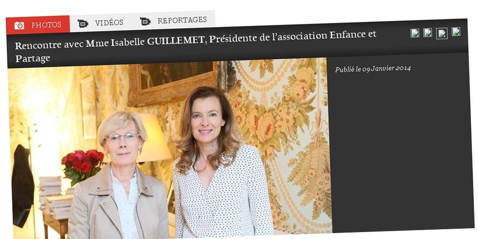 Exclu : le Lab publie les 600 photos de Valérie Trierweiler expurgées par l'Elysée