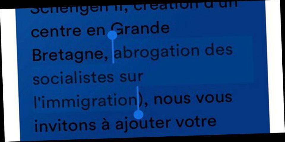 "Fail : quand Nicolas Sarkozy veut ""abroger les socialistes"""