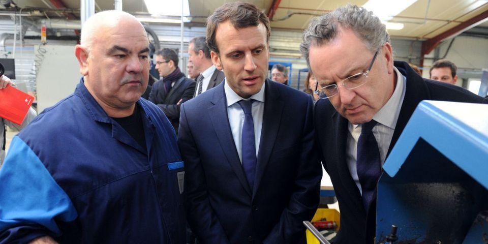 """Ferrand regrette la visite de Macron à de Villiers au Puy du Fou : """"On peut parler de tout mais pas avec n'importe qui"""""""