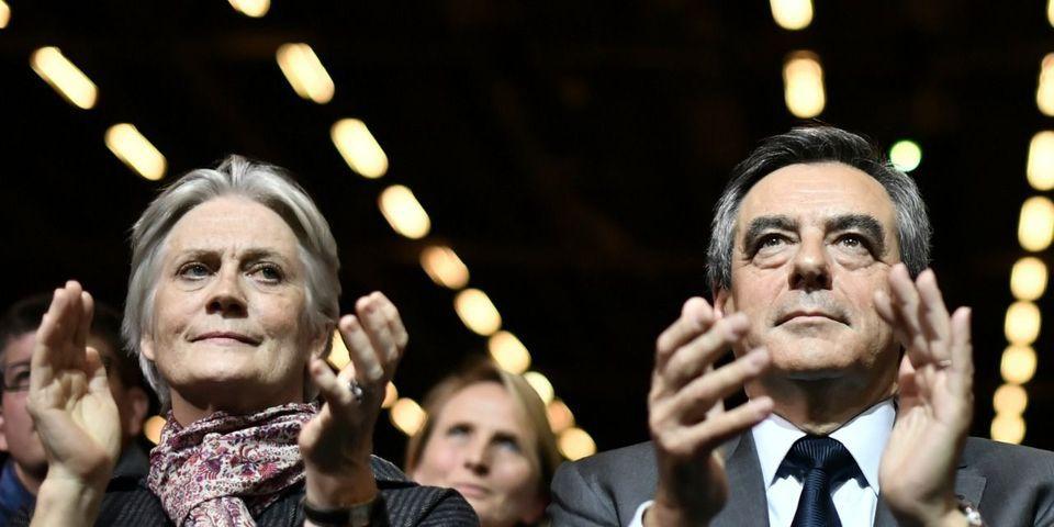 """Fin 2016, Pénélope Fillon disait ne s'être """"jamais impliquée dans la vie politique de son mari"""""""