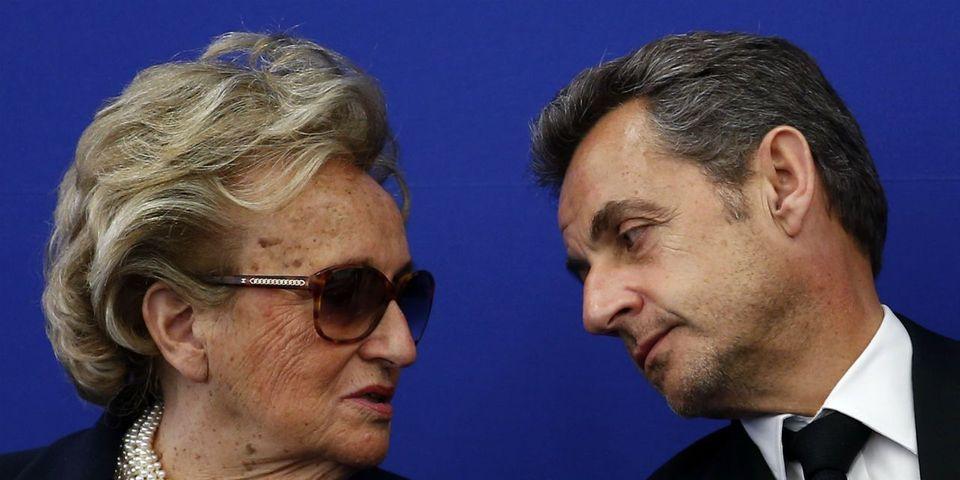 """Finalement, Bernadette Chirac soutient Nicolas Sarkozy dans sa quête de l'UMP et souhaite qu'il """"mette de l'ordre dans le parti"""""""