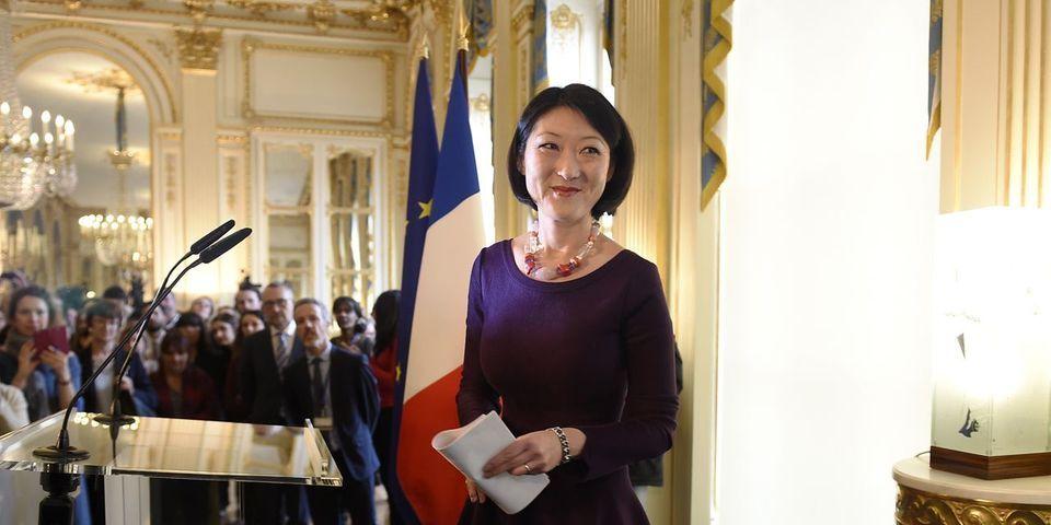 """Quittant son ministère, Pellerin dit sa """"gratitude"""" et sa """"fidélité"""" envers Valls (mais n'évoque pas Hollande)"""