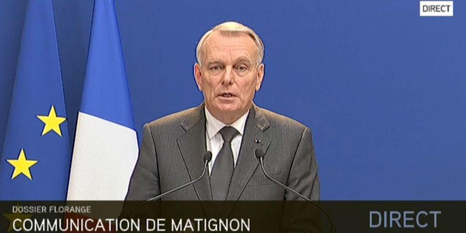 Florange : Jean-Marc Ayrault écarte l'idée de la nationalisation