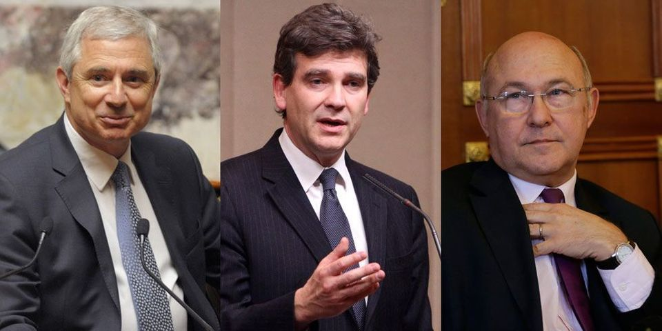 Florange : Michel Sapin et Claude Bartolone pas d'accord avec Arnaud Montebourg