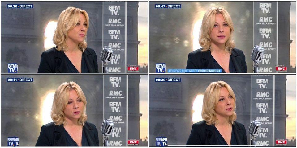 Florence Portellli se demande si Laurent Wauquiez a voté pour François Fillon au premier tour de la présidentielle