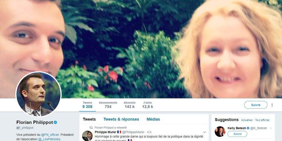 Florian Philippot affiche son soutien à Sophie Montel, lourdement sanctionnée par Marine Le Pen quelques heures plus tôt
