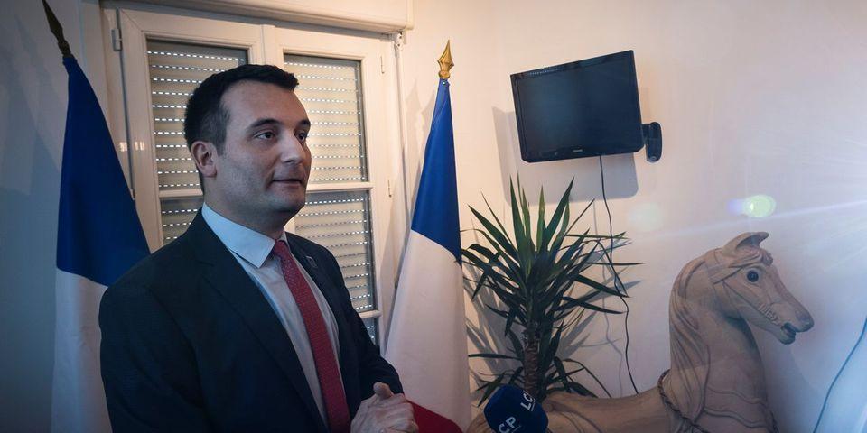Florian Philippot arrêtera la politique s'il n'est pas élu président des Patriotes en février