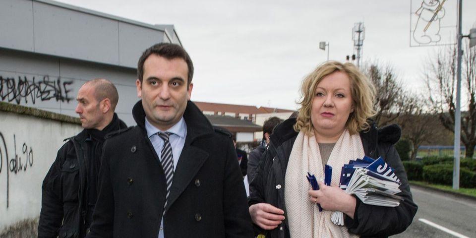 """Florian Philippot et ses proches assurent que les adhésions aux """"Patriotes"""" """"explosent"""" depuis leur départ du FN"""