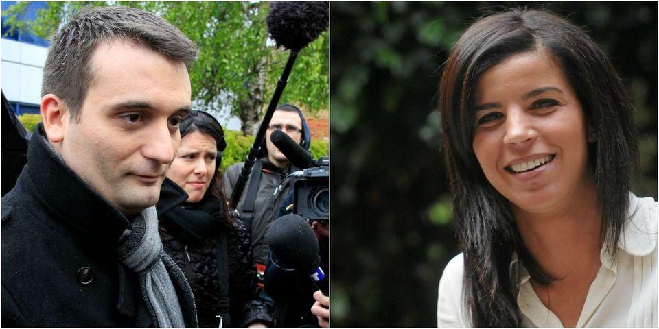 Florian Philippot invite Fatima Allaoui, déchue de ses fonctions à l'UMP, à rejoindre le Front national