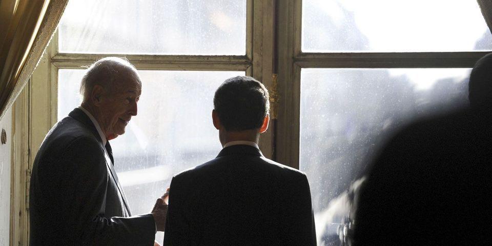"""Florian Philippot : """"L'UMP est en train de transformer Sarkozy en Giscard"""""""