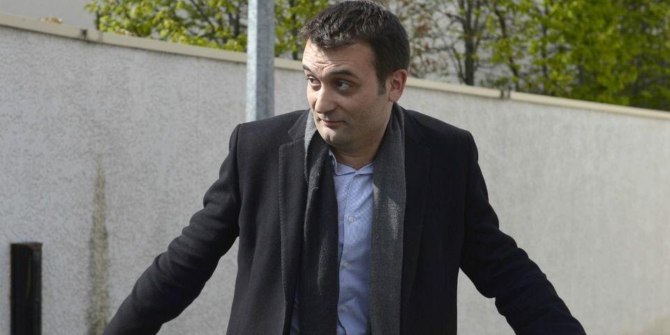 Florian Philippot, plus gros squatteur de matinales de mars 2015