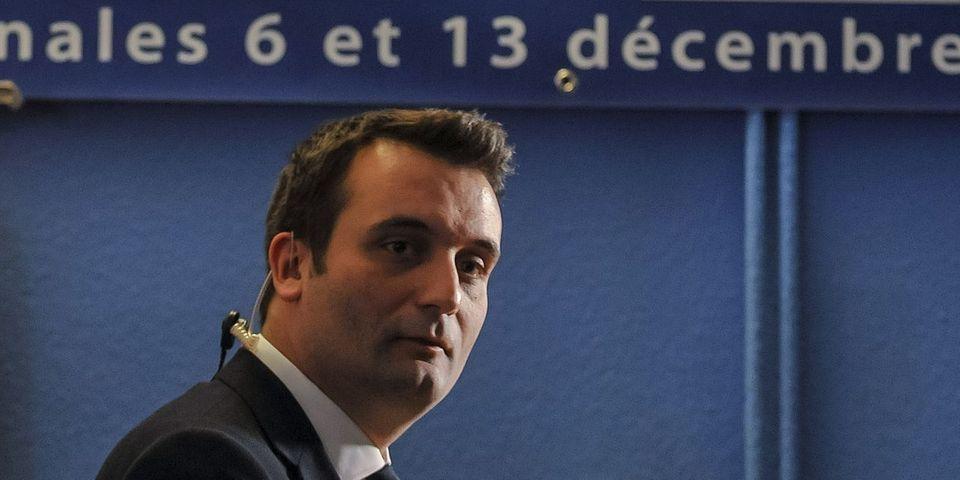 """Florian Philippot répond aux insultes de Jean-Marie Le Pen : """"je laisse les rageux rager"""""""