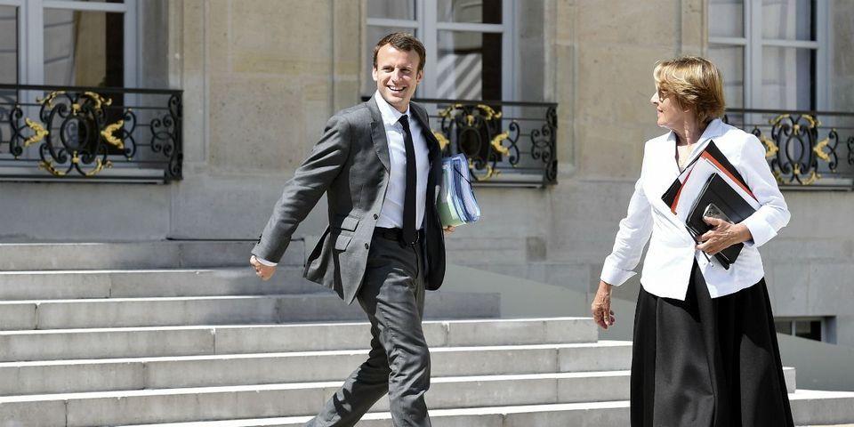 """Fonction publique : Marylise Lebranchu explique à Emmanuel Macron qu'un ministre """"n'est pas libre de ses propos"""""""