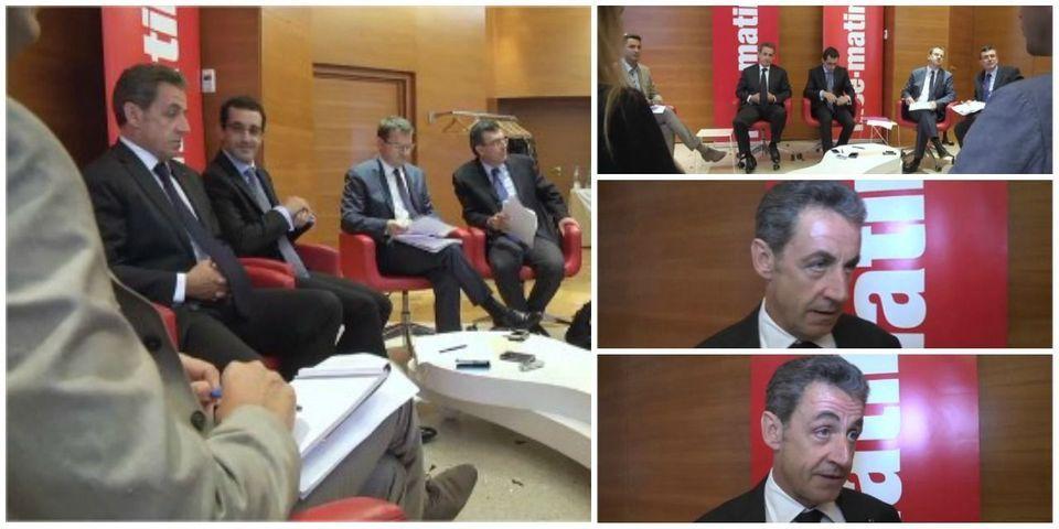 Football et dentifrice : les surprenantes métaphores de Nicolas Sarkozy