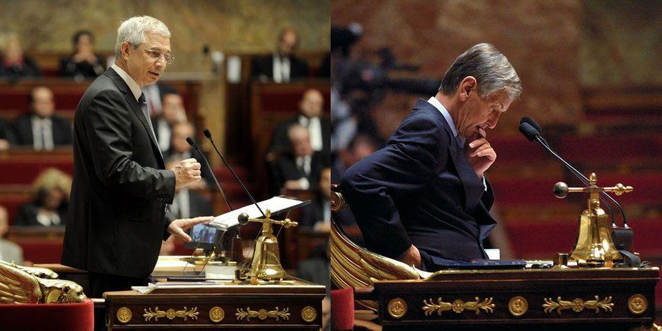 Présidence de l'Assemblée nationale : Forni jadis, Bartolone aujourd'hui