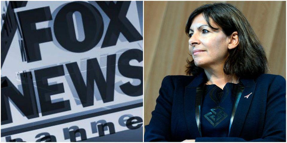 Plainte d'Anne Hidalgo contre Fox News : la chaine juge la réaction de la maire de Paris déplacée