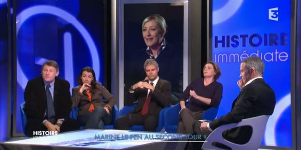 France 3 : la courte échelle au Front national ?