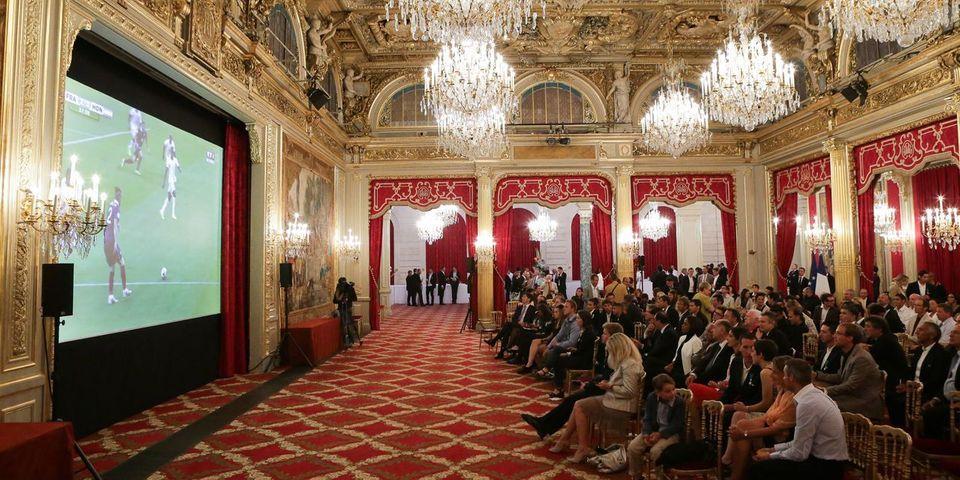 France-Allemagne : les invités de François Hollande à l'Elysée pour le quart de finale de la Coupe du monde