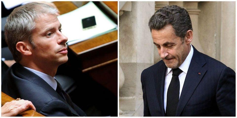 """Franck Riester sur Sarkozy et le mariage gay: """"il a cédé devant une salle de 2000 personnes"""""""