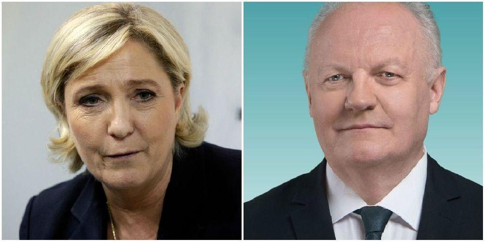François Asselineau et Marine Le Pen ont dépassé le seuil des 500 parrainages pour la présidentielle