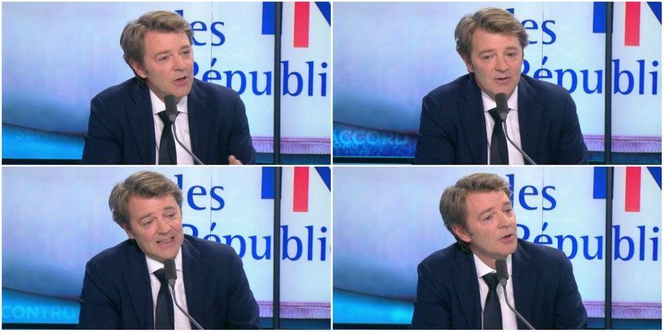 François Baroin n'est pas sûr de voter pour la présidence de LR (et salue l'action de Macron)