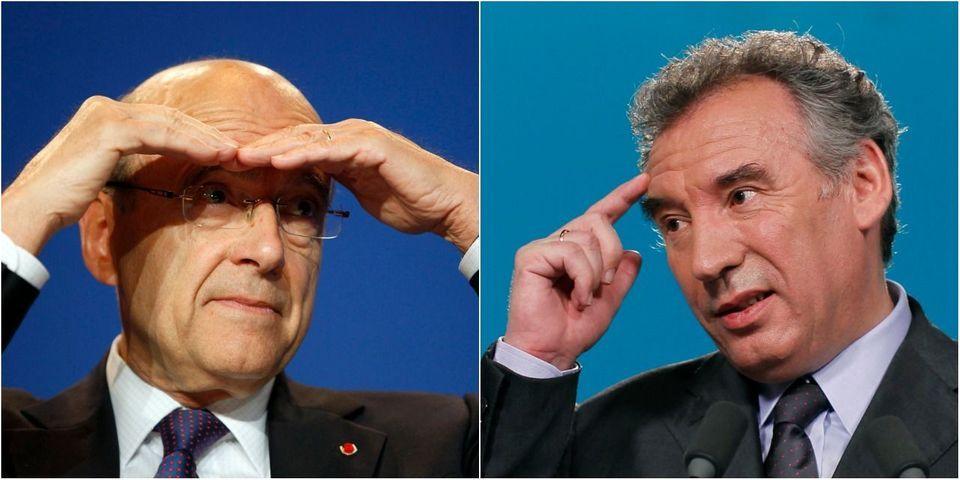 """François Bayrou à Alain Juppé : """"Si tu peux être président de la République, je te soutiens !"""""""