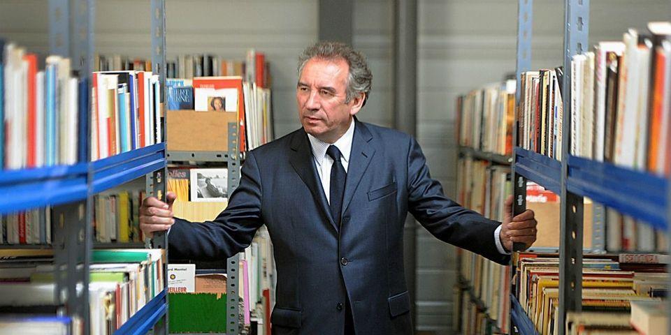François Bayrou estime que la qualification d'Emmanuel Macron, c'est un peu l'aboutissement de ses campagnes présidentielles à lui