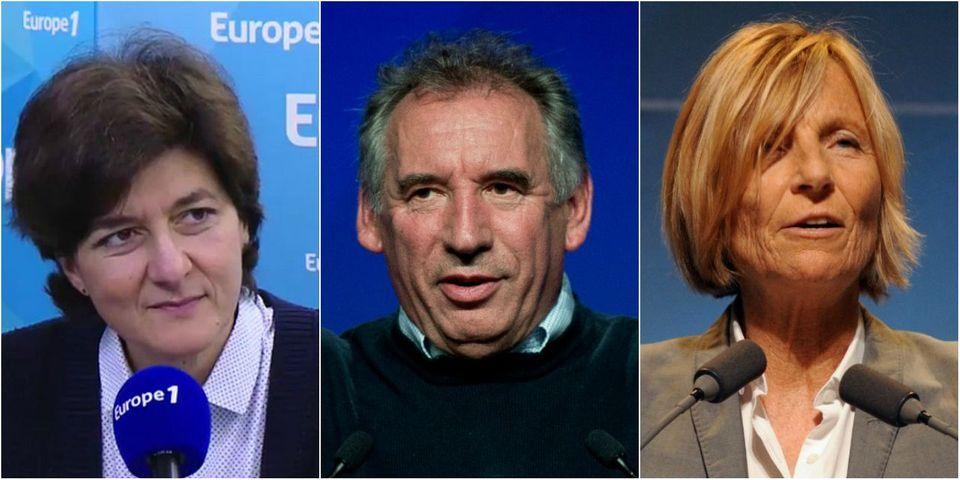 François Bayrou impose trois personnalités du MoDem au gouvernement (dont lui-même)