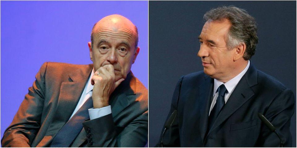 François Bayrou multiplie les louanges sur Alain Juppé après l'annonce de sa candidature aux primaires de l'UMP