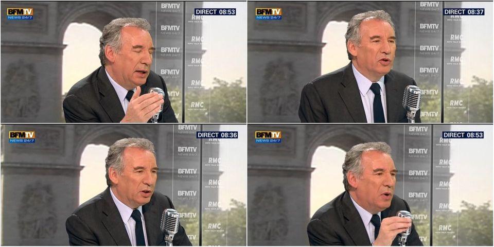 """François Bayrou raconte sa petite blague """"centriste"""" en latin avec Alain Juppé"""