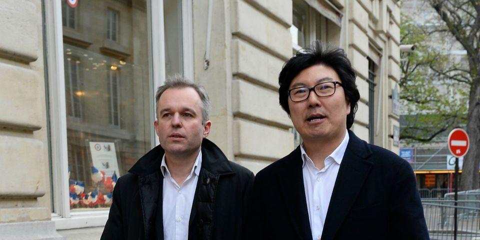 François de Rugy et Jean-Vincent Placé ne payaient plus leurs cotisations à EELV depuis le mois de janvier