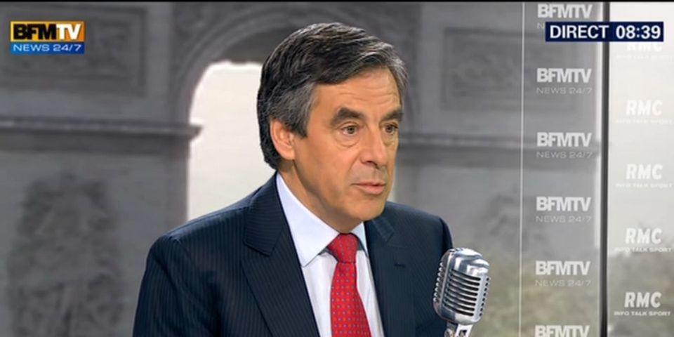 """François Fillon à propos de Manuel Valls: """"pourquoi il agresse tout le monde ?"""""""