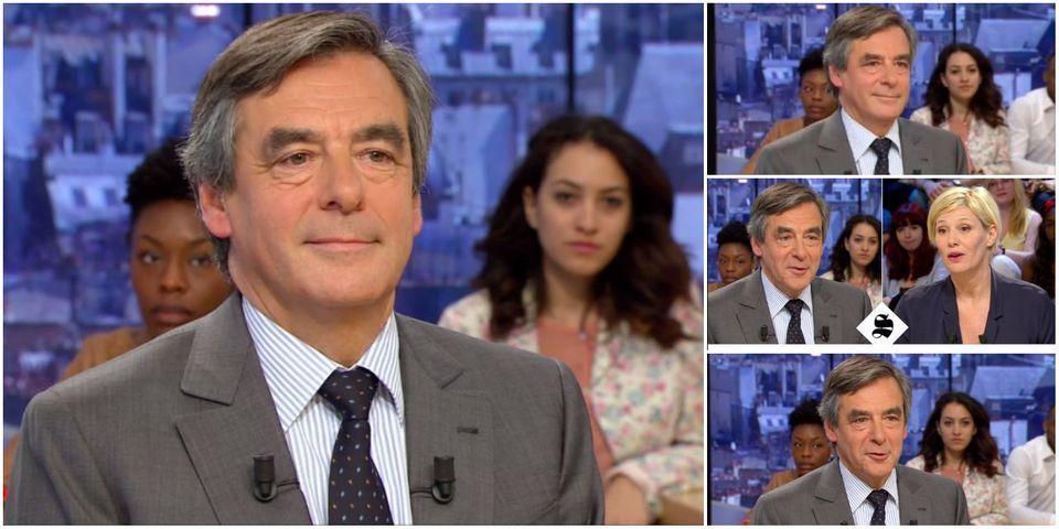 """François Fillon à propos des attaques de Nicolas Sarkozy : """"Je dois faire peur"""""""