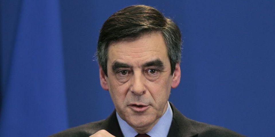 François Fillon, champion des primaires