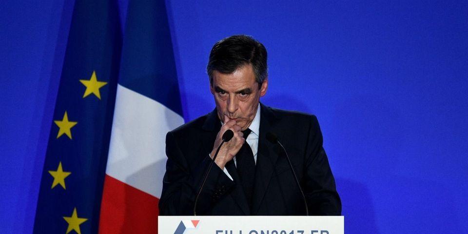 François Fillon sera candidat même en cas de mise en examen
