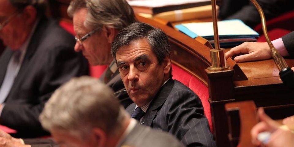 François Fillon fait campagne aux frais de l'Assemblée
