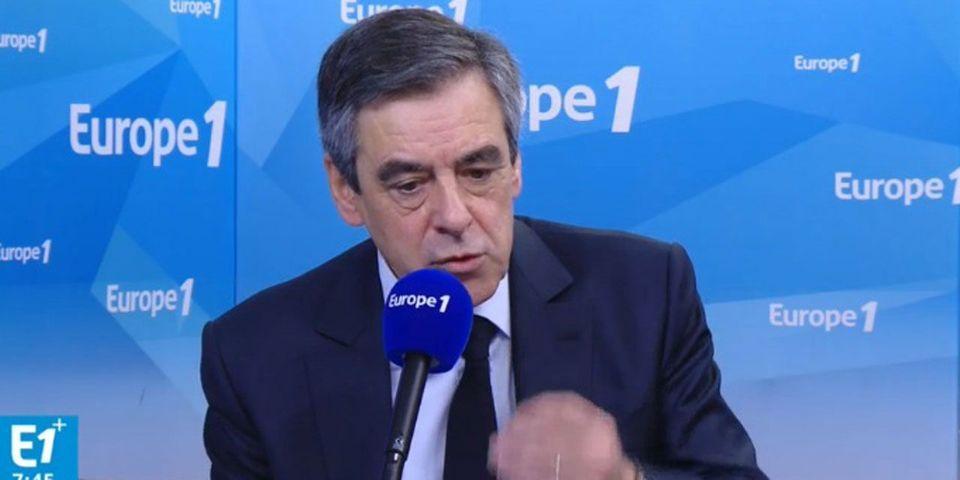 """François Fillon reconnaît avoir raconté n'importe quoi sur l'annonce du """"suicide"""" de sa femme """"sur des chaînes de télévision"""""""