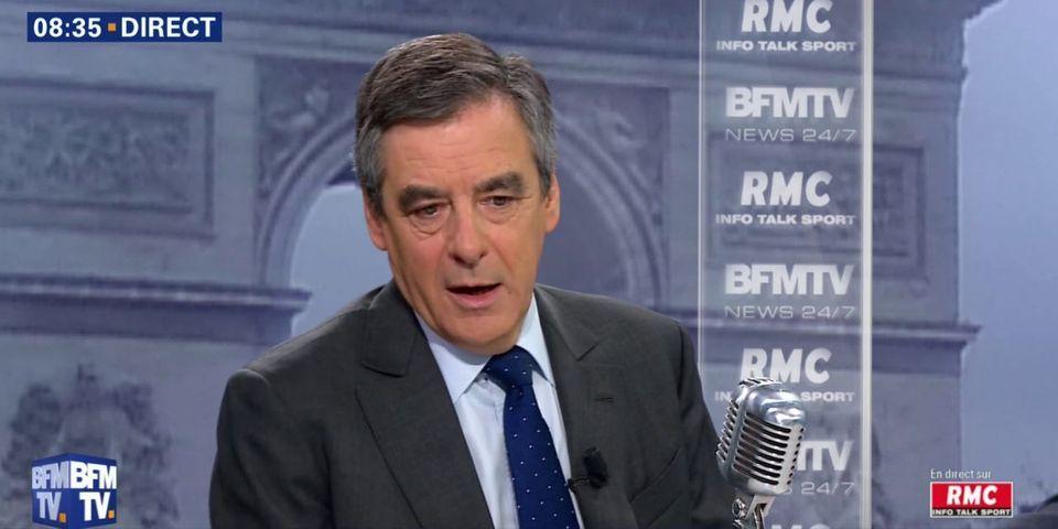 Les propositions polémiques de François Fillon sur la Sécurité sociale sont toujours sur son site internet